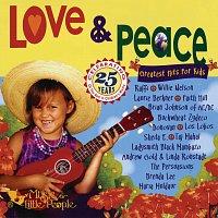 Různí interpreti – Love & Peace: Greatest Hits for Kids