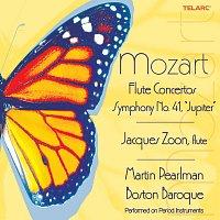 "Martin Pearlman, Boston Baroque, Jacques Zoon – Mozart: Flute Concertos & Symphony No. 41 in C Major, K. 551 ""Jupiter"""