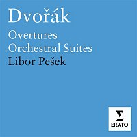 Libor Pešek, Czech Philharmonic Orchestra, Royal Liverpool Philharmonic Orchestra – Dvorak: American Suite, Czech Suite; Overtures and Tone Poems