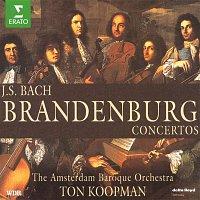 Ton Koopman & Amsterdam Baroque Orchestra – Bach, JS : Brandenburg Concertos Nos 1 - 6, Triple Concerto & Organ Concerto