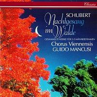 Chorus Viennensis, Guido Mancusi – Schubert: Nachtgesang im Walde