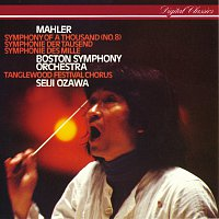 Boston Symphony Orchestra, Benjamin Luxon, Judith Blegen, Deborah Sasson – Mahler: Symphony No.8