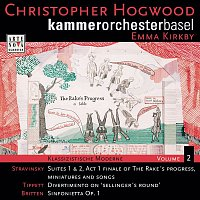 Christopher Hogwood, Igor Stravinsky – Klassizistische Moderne Vol. 2: Stravinsky, Tippett, Britten