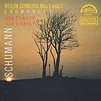 Přední strana obalu CD Schumann: Sonáty a romance pro housle a klavír