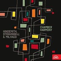 Komorní harmonie/Libor Pešek – Hindemith, Stravinskij, Milhaud: Komorní harmonie