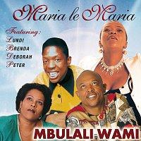 Přední strana obalu CD Mbulali Wami