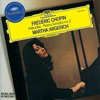 Martha Argerich – Chopin: Preludes; Sonata No.2