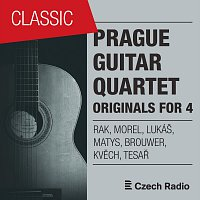 Prague Guitar Quartet – Prague Guitar Quartet: Originals for 4