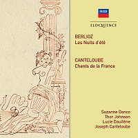 Suzanne Danco, Cincinnati Symphony Orchestra, Thor Johnson, Lucie Daullene – Chants de la France