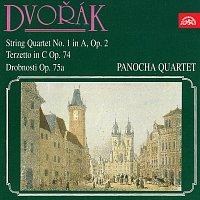 Panochovo kvarteto – Dvořák: Smyčcový kvartet č. 1, op. 2, Terzetto, Drobnosti, op. 75a