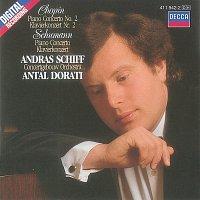 András Schiff, Royal Concertgebouw Orchestra, Antal Dorati – Chopin: Piano Concerto No.2/Schumann: Piano Concerto