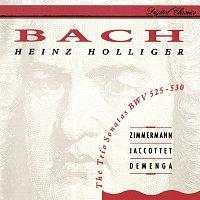 Heinz Holliger, Tabea Zimmerman, Christiane Jaccottet, Thomas Demenga – Bach, J.S.: 6 Trio Sonatas BWV 525-530