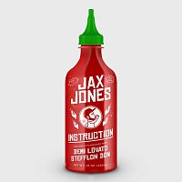 Jax Jones, Demi Lovato, Stefflon Don – Instruction