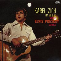 Přední strana obalu CD Let Me Sing Some Elvis Presley Songs