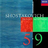 Charles Dutoit, Orchestre Symphonique de Montréal – Shostakovich: Symphonies Nos. 5 & 9