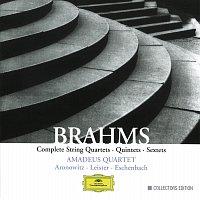 Amadeus Quartet, Cecil Aronowitz, Karl Leister, Christoph Eschenbach – Brahms: Complete String Quartets, Quintets & Sextets [5 CDs]