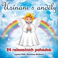 PhDr. Miroslava Mašková – Usínání s anděly - 24 relaxačních pohádek CD-MP3