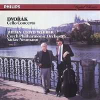 Julian Lloyd Webber, Czech Philharmonic Orchestra, Václav Neumann, Yehudi Menuhin – Dvorak: Cello Concerto