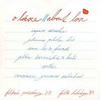 Různí interpreti – O lásce CD