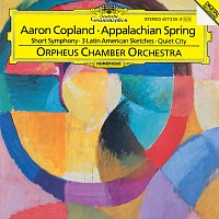 Orpheus Chamber Orchestra – Copland: Appalachian Spring