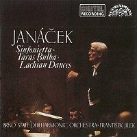 Filharmonie Brno, František Jílek – Janáček: Sinfonietta, Taras Bulba, Lašské tance