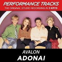 Avalon – Adonai [Performance Tracks]