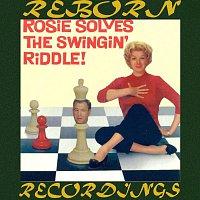 Přední strana obalu CD Rosie Solves the Swingin' Riddle! (Bluebird First, HD Remastered)