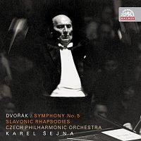 Česká filharmonie/Karel Šejna – Dvořák: Symfonie č. 5, Slovanské rapsodie