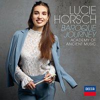Přední strana obalu CD Baroque Journey