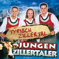 Přední strana obalu CD Typisch Zillertal