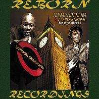 Přední strana obalu CD Two of The Same Kind, London Sessions (HD Remastered)