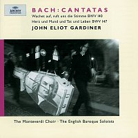 Ruth Holton, Michael Chance, Anthony Rolfe Johnson, Stephen Varcoe, Alison Bury – Bach, J.S.: Cantatas BWV 140 & 147