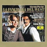 Carol Neblett, Plácido Domingo, Sherrill Milnes, Zubin Mehta – Puccini: La Fanciulla del West [2 CD's]