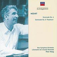 "New Symphony Orchestra, Peter Maag – Mozart: Serenade No.4; Serenade No.9 - ""Posthorn"""