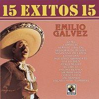 Emilio Gálvez – 15 Éxitos 15