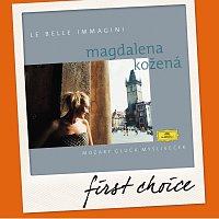 Přední strana obalu CD Le belle immagini - Mozart / Gluck / Myslivicek