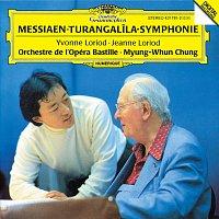 Yvonne Loriod, Jeanne Loriod, Orchestre De La Bastille, Myung Whun Chung – Messiaen: Turangalila Symphony