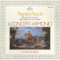 Jorg Ewald Dahler, Camerata Bern, Thomas Furi – Wassenaer: 6 Concerti Armonici (attrib. Pergolesi)