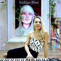 Přední strana obalu CD Indigo Blue