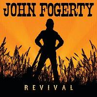 Přední strana obalu CD Revival