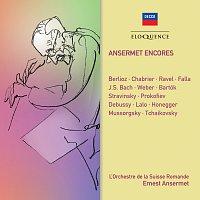Ernest Ansermet, L'Orchestre de la Suisse Romande – Ansermet Encores