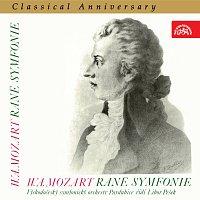 Přední strana obalu CD Classical Anniversary Libor Pešek 1. / W.A.Mozart: Symfonie