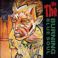 Přední strana obalu CD Burning Blue Soul