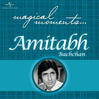 Přední strana obalu CD Magical Moments - Amitabh Bachchan