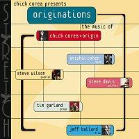 Přední strana obalu CD Originations
