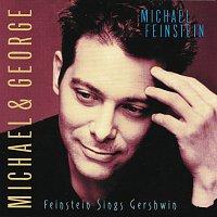 Přední strana obalu CD Michael & George: Feinstein Sings Gershwin