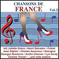 Různí interpreti – Chansons De France Vol.3