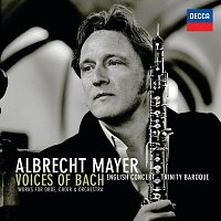 Přední strana obalu CD Voices of Bach