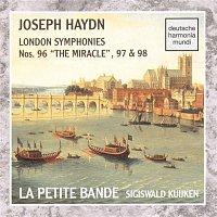 Sigiswald Kuijken – Haydn: Sym. 96, 97, 98