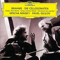 Mischa Maisky, Pavel Gililov – Brahms: Cello Sonata No.1 in E Minor Op.38